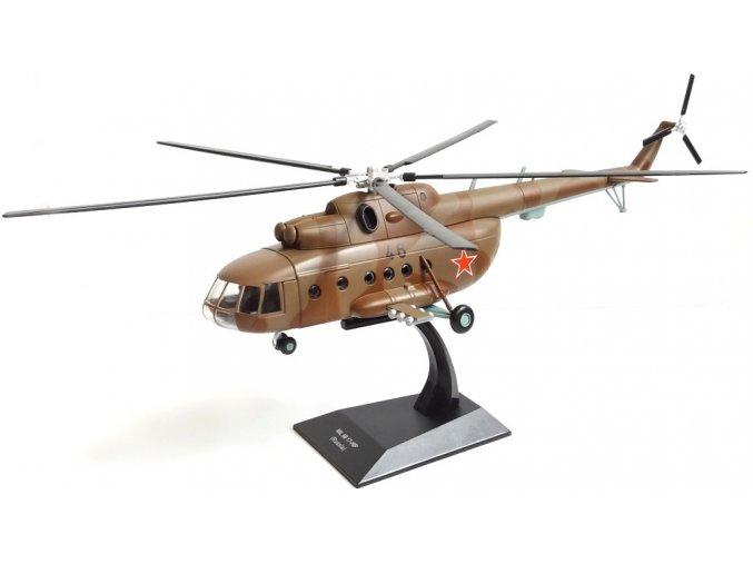 Altaya/IXO - Mil Mi-17 Hip, ruská armáda, 1/72