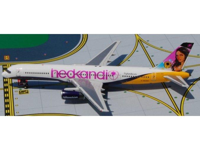 Phoenix - Boeing B 757-2T7, dopravce Monarch Airlines, Velká Británie, 1/400