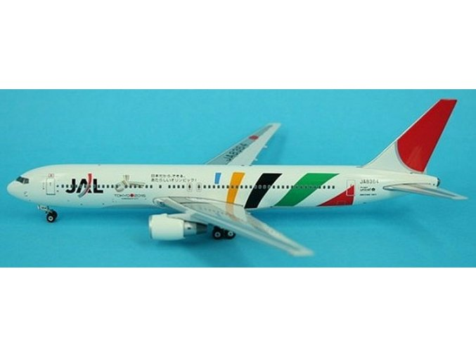 Phoenix - Boeing  B 767-346, dopravce JAL Japan Airlines, Japonsko 1/400