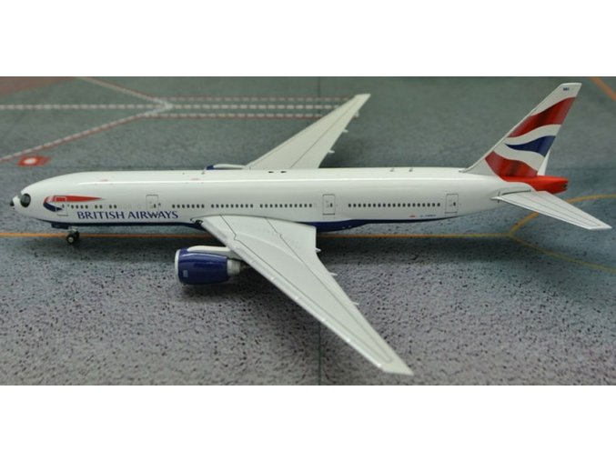 Phoenix - Boeing B777-236ER, dopravce British Airways, Velká Británie, 1/400