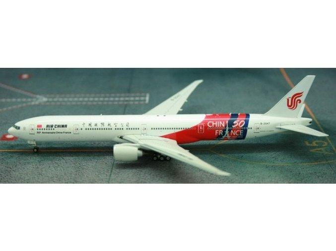Phoenix - Boeing  B 777-39ER, dopravce Air China, Čína, 2010, 1/400