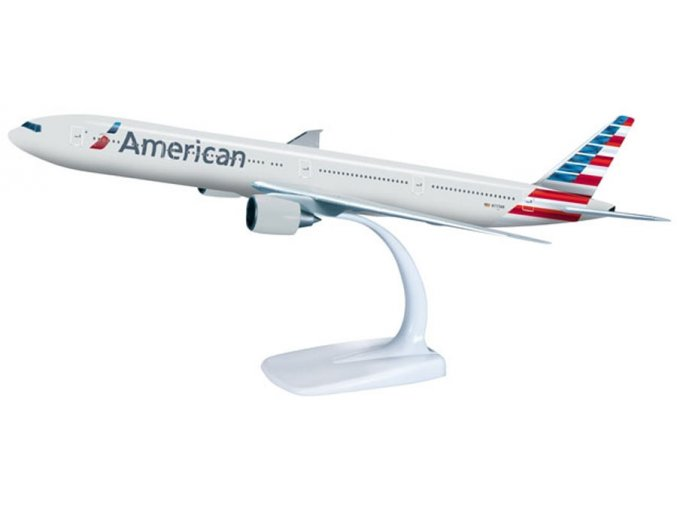 Herpa - Boeing B777-300ER, dopravce American Airlines, USA, 1/200