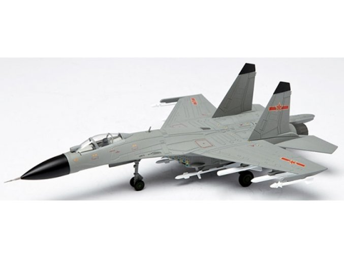 Air Force One - Shenyang J-11 FlankerB, PLAAF, Čína,  1/72