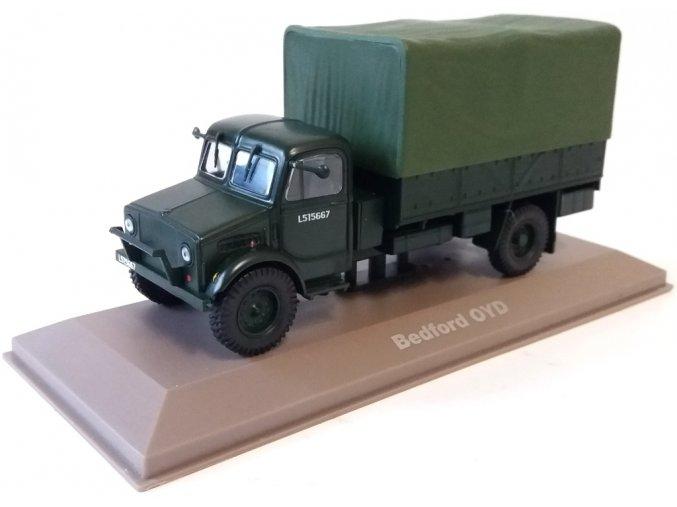 Atlas Models - Bedford OYD, 1/43