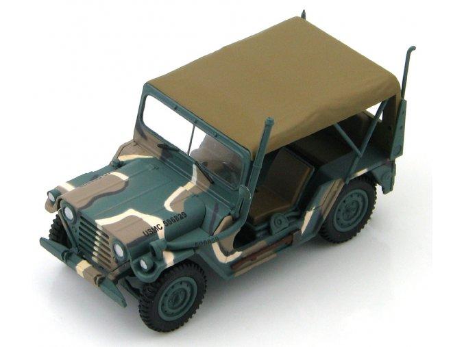 HobbyMaster - M151A2 MUTT, US Marine Corps, Camp Fuji, Japonsko, 1/48