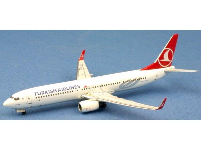 Apollo - Boeing B 737-9F2, dopravce Turkish Airlines, Turecko, 1/400