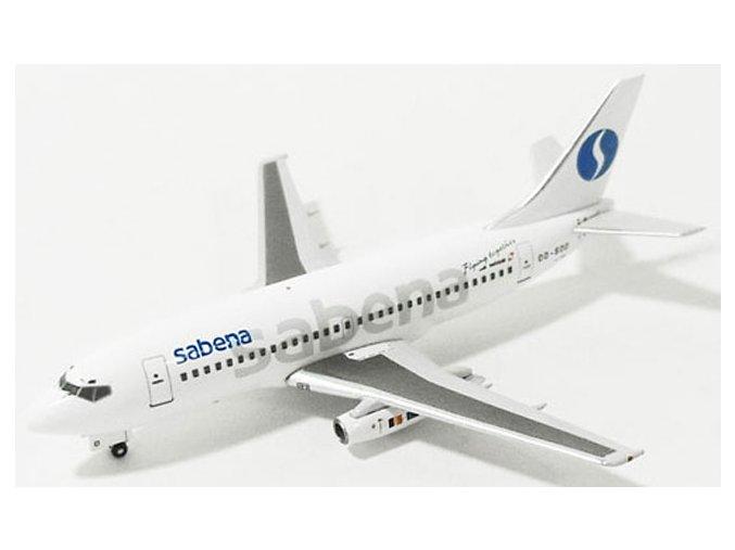 Witty - Boeing B 737-229, dopravce Sabena, Belgie, 1990s 1/400