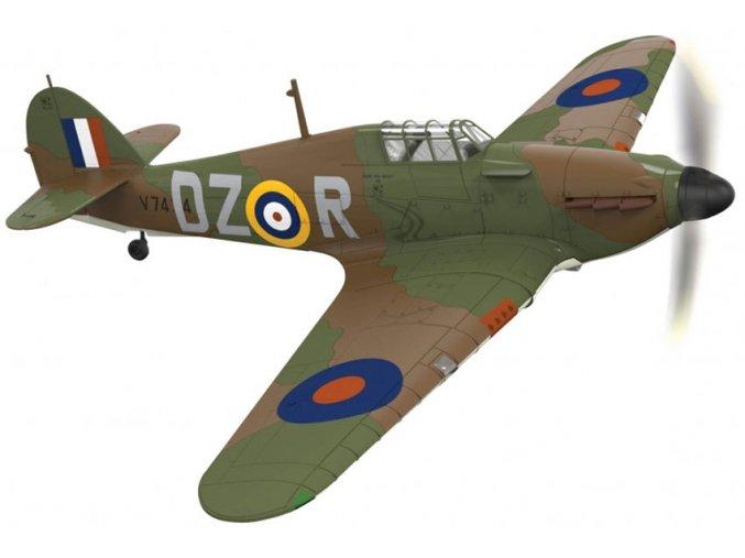Corgi - Hawker Hurricane Mk I,151.squadrona, Irving Smith, říjen 1940, 1/72