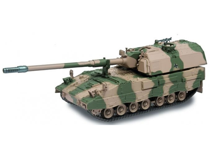 Altaya - samohybná houfnice Panzerhaubitze 2000, 1/72