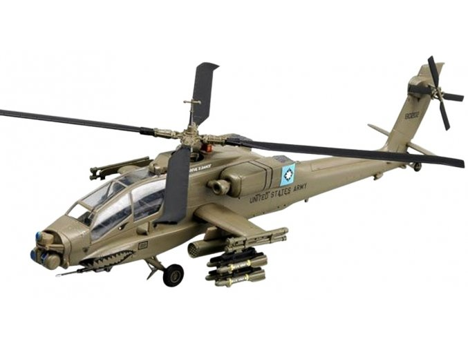 Easy Model - AH-64A Apache, US Army, Devil's Dance of C Company, 1/72