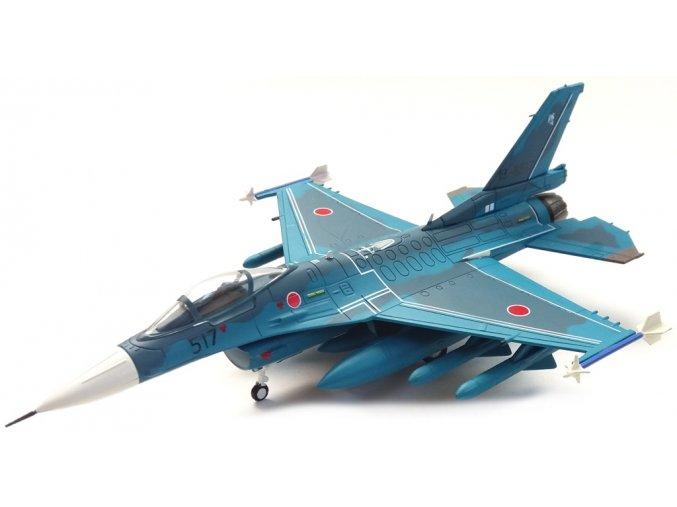 DeAgostini - Mitsubishi F-2A, JASDF, 1/100