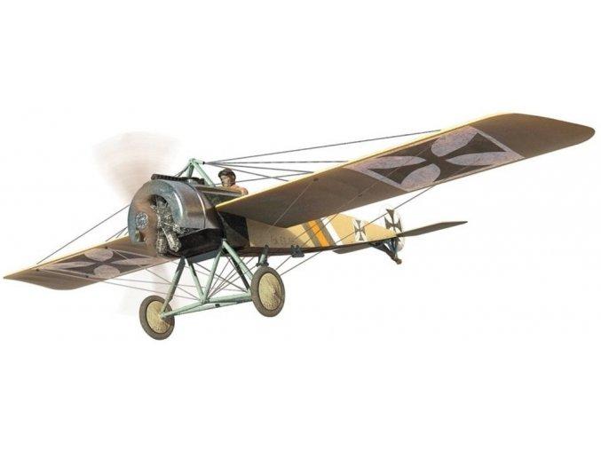 Corgi -  Fokker E.II Eindecker, FFA 53, Kurt von Crailsheim, Monthois, Francie, říjen 1915, 1/48