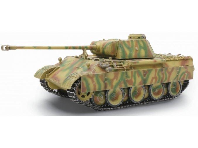 Dragon Armor - Pz.Kpfw V, Panther Ausf. D, 24.panzer regiment, Francie, 1944, 1/72