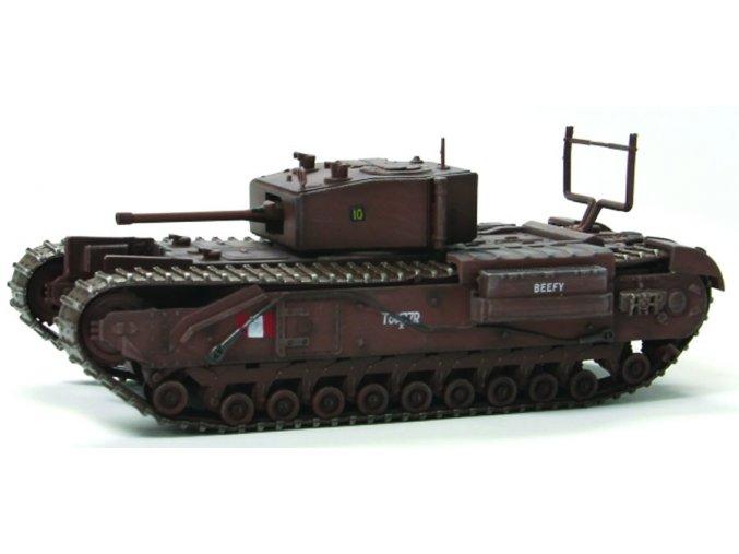 Dragon Armor - Churchill Mk.III, Dieppe, 1942, 1/72