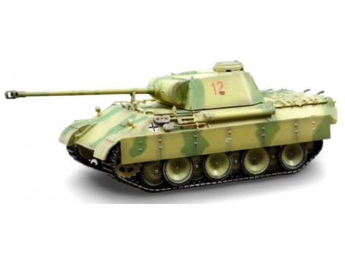 Dragon Armor - Pz.Kpfw V, Panther, 16.panzer divize, Rusko, 1943, 1/72