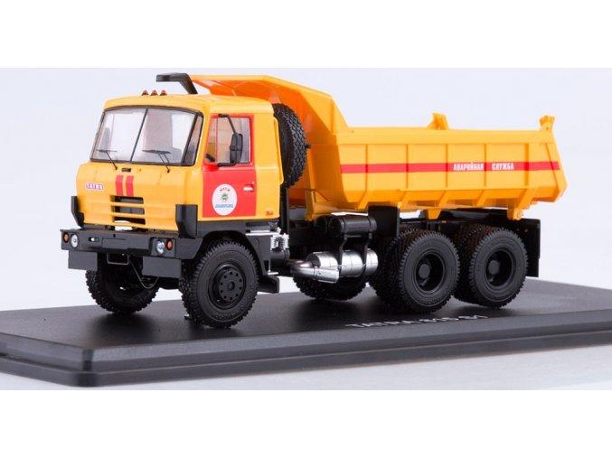 Start Scale Models - Tatra-815 S1, nákladní, záchranná služba, 1/43