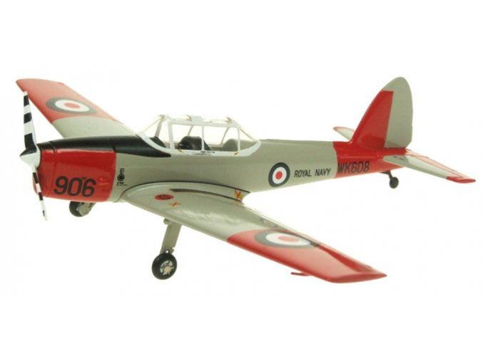 Aviation 72 - de Havilland Canada Chipmunk,  Royal Navy Historic Flight, WK408, 1/72