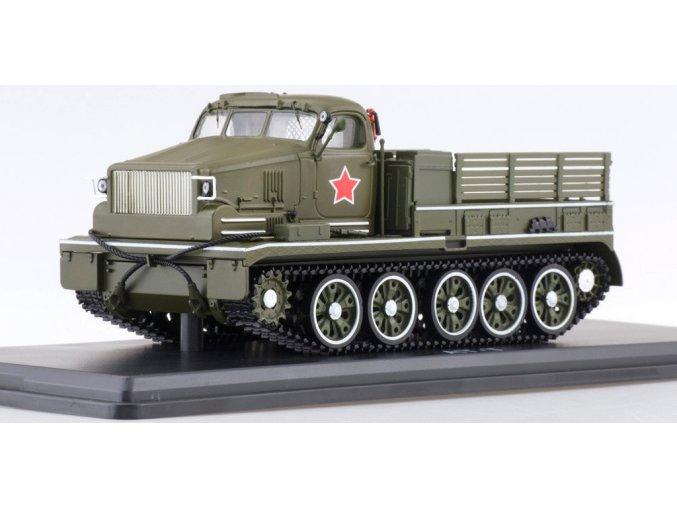 Start Scale Models - AT-T, sovětský pásový transportér, 1/43