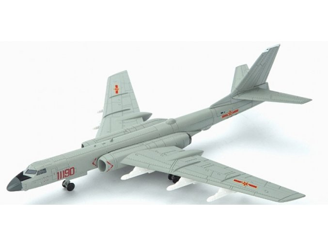 Air Force One - Xian H-6K Badger, čínské letectvo, 1/144
