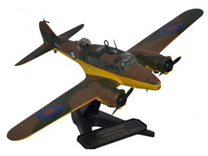 Oxford - Avro Anson Mk.I, RAF, No.9 Service Flying Training School, 1939, 1/72