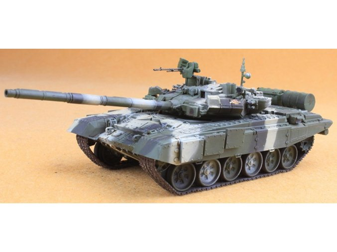 Model Collect - T-90, 20th Idependent Guards Bgd, ruská armáda, 2010,  1/72