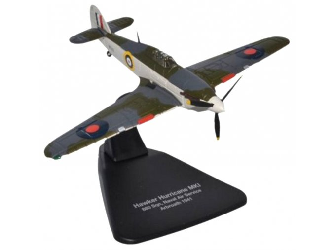 Oxford - Hawker Sea Hurricane, RNFAA No.880 NAS, Skotsko, 1941, 1/72