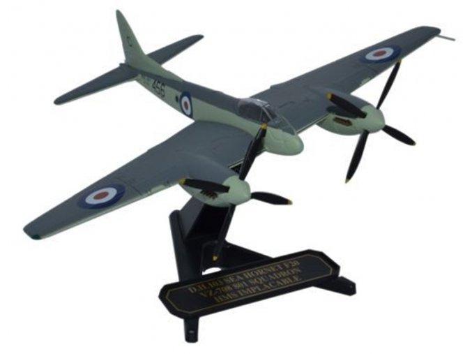Oxford - de Havilland Hornet F.Mk 20, RNFAA No.801 NAS, HMS Implacable, 1/72