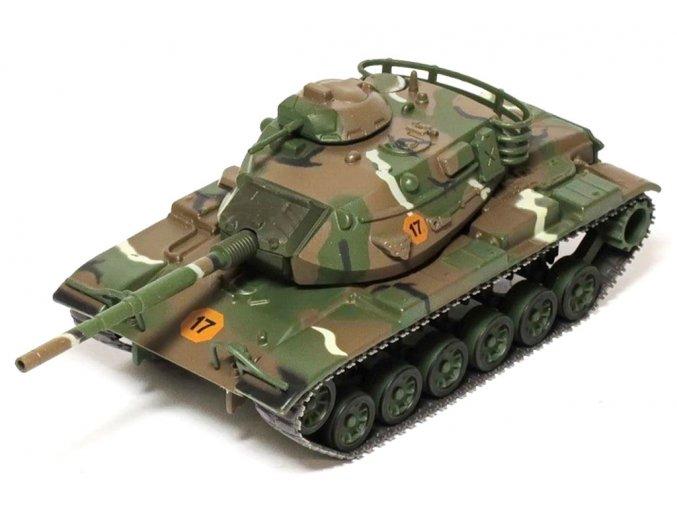Altaya - M60 Patton, US Army, Německo, 1985, 1/72