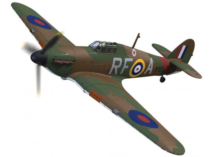 Corgi - Hawker Hurricane Mk I, 303. polská squadrona, 1940, 1/72