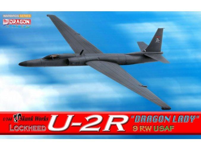 Dragon - Lockheed U-2R Dragon Lady, USAF 9th SRW, 1/144