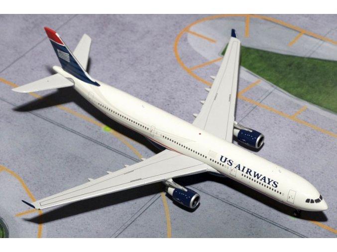 Gemini - Airbus A330-323X, společnost US Airways, USA, 1/400