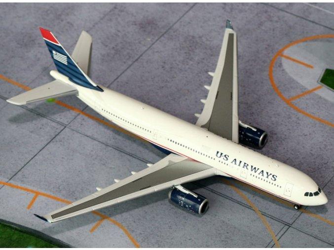 Gemini - Airbus A330-243, společnost US Airways, USA, 1/400