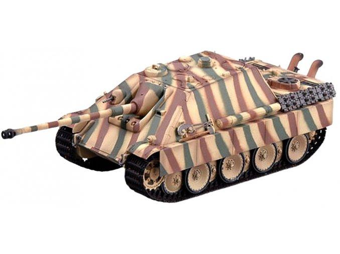 Easy Model - Sd.Kfz.173 Jagdpanzer V - Jagdpanther, Německo, 1945, 1/72