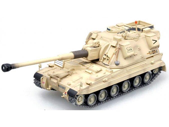 Easy Model - houfnice AS-90 Thor, 1/72