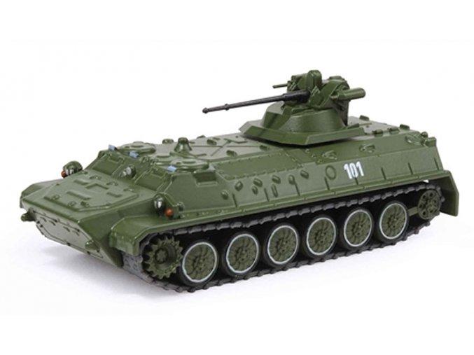 Altaya - MT-LBM obojživelný obrněný transportér, ruská armáda, 1/72