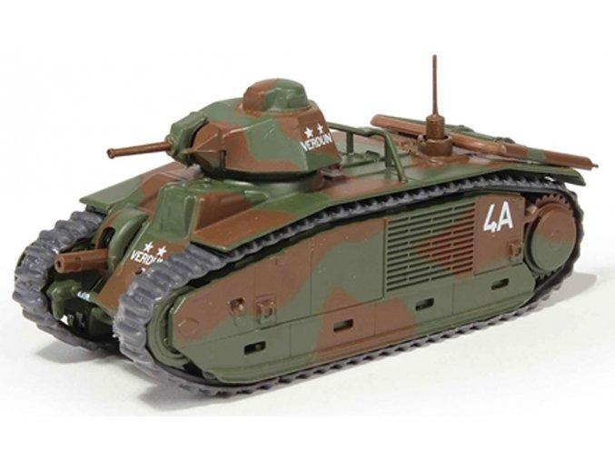 Altaya - Char B1, francouzská armáda, 1/72