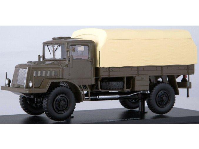 Start Scale Models - Tatra 128N, vojenská, 1/43