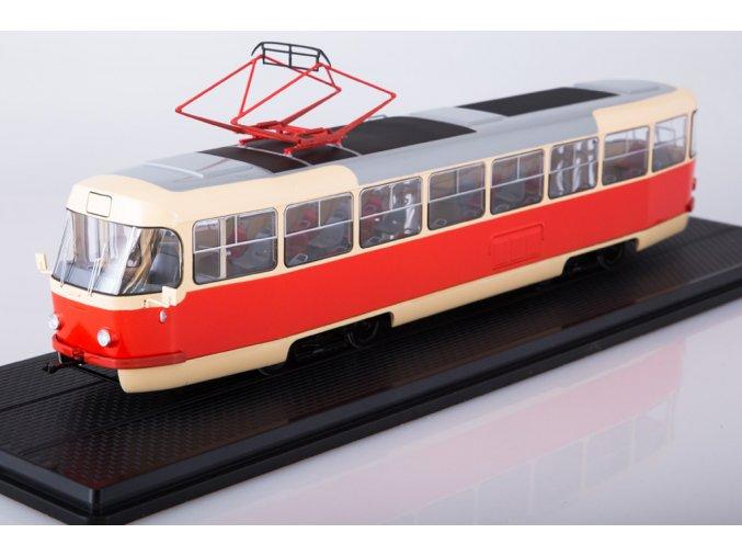 Start Scale Models - Tatra T3SU, 1/43