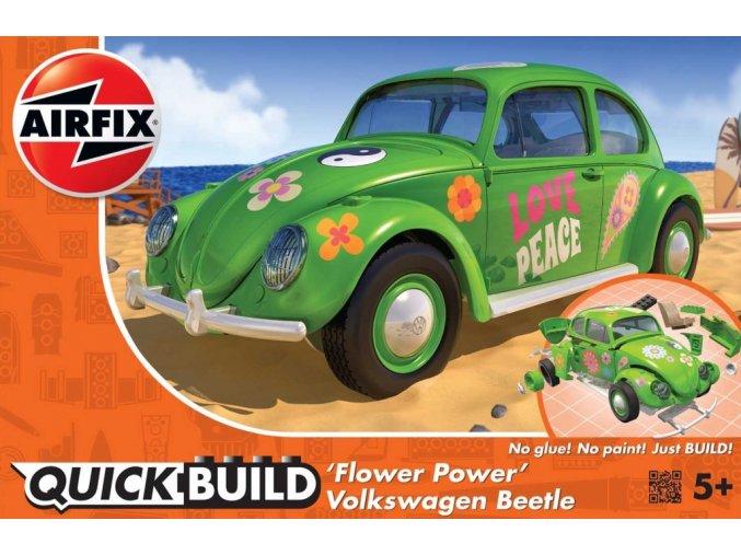 j6031 flower power vw beetle pack