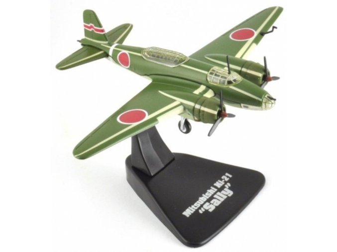 Atlas Models - Mitsubishi Ki-21 ''Sally'', Japonsko, 1/144