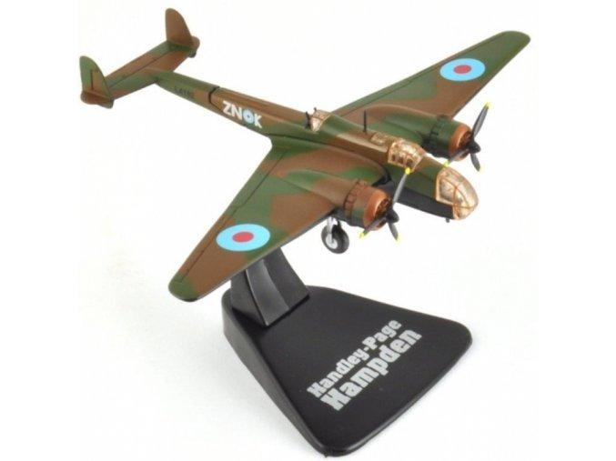 Altaya - Handley Page Hampden, RAF, 1/144