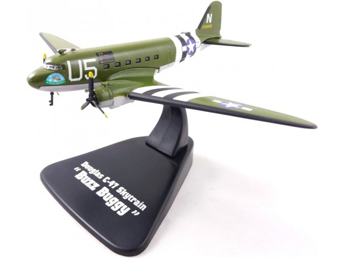 "Altaya - Douglas C-47 Skytrain, USAAF, ""Buzz Buggy"", 1/144"