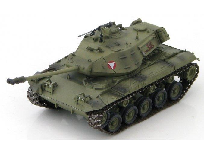 HobbyMaster - M41A3 Walker Bulldog, rakouská armáda, 1/72