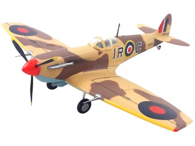 Easy Model - Supermarine Spitfire Mk V trop, RAF, 224th Wing, 1943, 1/72