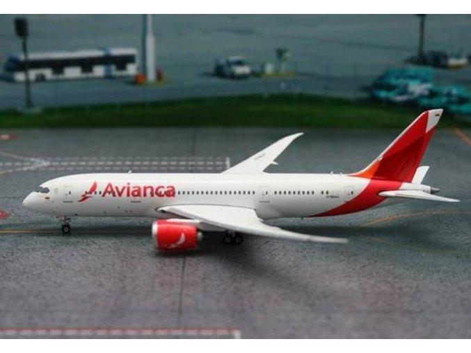 Phoenix - Boeing B787-881, dopravce Avianca, Kolumbie, 1/400