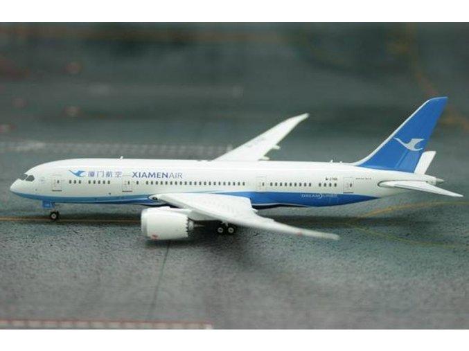 Phoenix - Boeing B787-8, dopravce Xiamen Airlines, Čína, 1/400