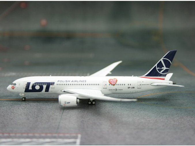 Phoenix - Boeing B787-85D, dopravce LOT Polish Airlines, Polsko, 1/400