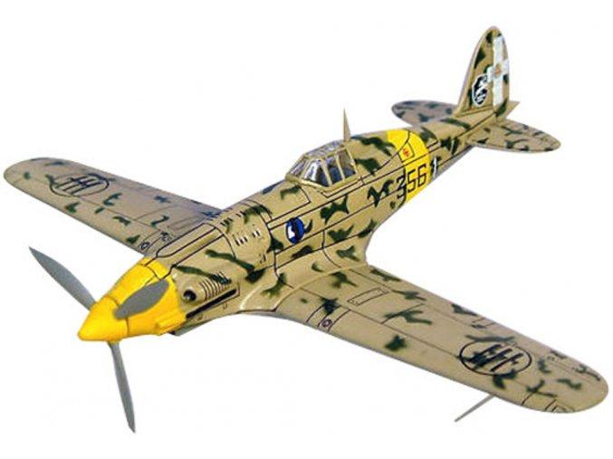 Altaya/IXO - Macchi MC.202 Folgore, italské letectvo, 1/72