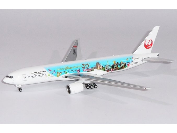 Phoenix - Boeing B777-200, dopravce JAL Japan Airlines, Japonsko, 1/400