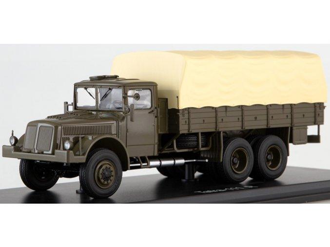 Start Scale Models - Tatra 111R, vojenská, 1/43